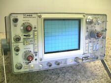 TEKTRONIX Model 465 100MHz 2-Channel Analog Oscilloscope