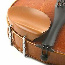 Hill Viola Boxwood Chinrest with Standard Bracket - FAST & PROFESSIONAL!