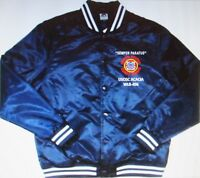 USCGC ACACIA  WLB-406 COAST GUARD EMBROIDERED 1-SIDED SATIN JACKET