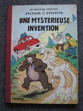 BD Les Nouvelles Aventures de SYLVAIN et SYLVETTE - UNE MYSTERIEUSE INVENTION