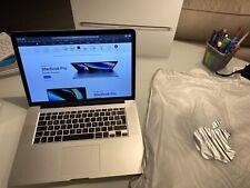 """Apple MacBook Pro Retina 15,4"""" (256GB SSD, Intel Core i7, 2,20 GHz, 8GB SDRAM)"""