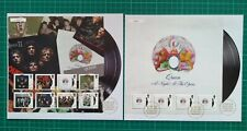 More details for 2020 queen album covers fan sheet & night at the opera sheet  fdc tallents house