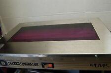 UVP UV lamp chromato-vue transilluminator  preparative  illuminator  TS-36 14x6