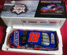 KYLE BUSCH ,1/24 ACTION, 2011 CAMRY, #18, SNICKERS WITH FLAMES