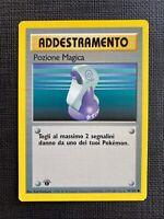 Pokemon Pozione Magica 1st Edition Base Set Italiano #94/102 NM-M (T)