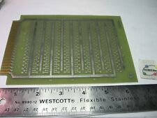 Board Prototype15001 Perf Board Edge Card Solder Pads 6 12 X 4 12 Nos Qty 1