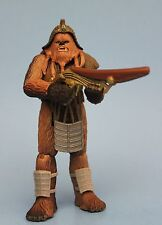 Star Wars Revenge of the Sith Sneak Preview Kashyyyk WOOKIEE WARRIOR #3 of 4