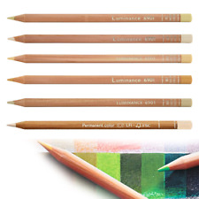 Caran d'Ache Luminance 6901 Pencil, Light Skin Tones 6 Penils