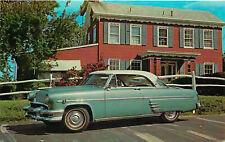Postcard 1954 Mercury Monterey Coupe