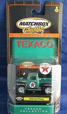 Matchbox Collectibles Texaco 1956 Ford Pickup -- New!!