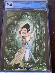 Star Wars Adventures, #32,  Peach Momoko Cover, CGC 9.8
