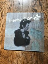 JOHNNY THUNDERS - CRITIC'S CHOICE/SO ALONE - CULT PUNK ROCKER!! - NEW YORK DOLLS