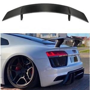 For Audi R8 V10 Carbon Fiber VRS Style Carbon Fiber Rear Wing Trunk Spoiler wing