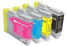 1 compatible NOIRE DCP795CW DCPJ715 MFC163C MFC250C MFC255 MFC290C MFC5490CN