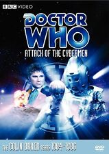 NEW - Doctor Who: Attack of the Cybermen (Story 138)