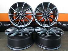 4 Alufelgen NB Wheels NB1 17 Zoll Rover Freelander 1 Typ LN 8J ET 40 5x114,3 NEU