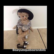 Chock Full O ' Nuts Rosie Bear Douglas Bear Company * Adorable !