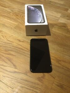Apple iPhone XR - 64GB - Black (Unlocked) A2105 (GSM)