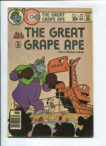 GREAT GRAPE APE #2 (5.0) 1976 HANNA-BARBERA