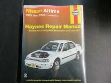 Nissan Altima 1993-2006 Haynes Repair Manual New in Shrink Wrapper