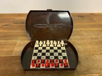 Vintage Merit Bakelite Pocket Chess Game By JL Randall Made In England