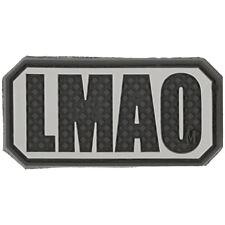 Maxpedition Lmao 3D Militaire Rubber Patch Grappig Internet Jargon Badge