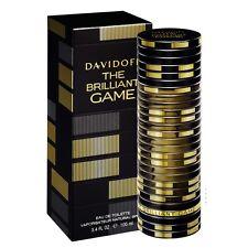 Davidoff The Brilliant Game Eau de Toilette 100ml EDT Spray Retail Boxed Sealed