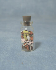 Dolls House Miniature Jar of Liquorice Allsorts in 12th Scale