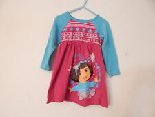 Dora the Explorer girls dress size 3T by Nickelodeon