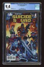 New Suicide Squad 1A Roberts CGC 9.4 2014 0288211025