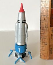 VINTAGE THUNDERBIRD 1 PVC COLLECTOR'S TOY JAPAN GERRY ANDERSON TV YUJIN TB1 NEW!
