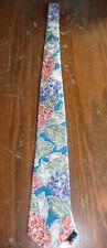 NEW!!! Floral Designed Necktie by Manhattan
