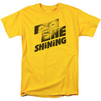 THE SHINING MOVIE POSTER Licensed Adult T-Shirt All Sizes