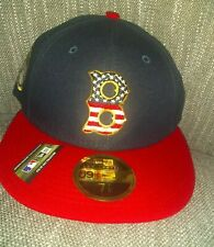 Boston Red Sox 4th Of July Hat New Era Authentic 59FIFTY On-Field 7 1/8