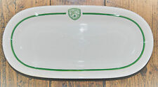 Vintage Hillsdale Golf & Country Club Quebec Dish Empire Crockery Co. Maddock