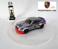 PORSCHE CARRERA 911 RS #46 LE MANS 1973 Built Monté Kit 1/43 no spark MINICHAMPS