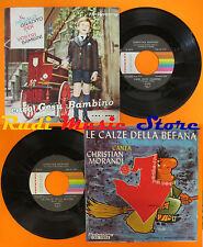 LP 45 7'' CHRISTIAN MORANDI PIERO SOFFICI Caro gesu'bambino1962 italy cd mc dvd