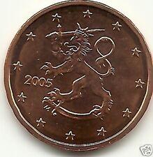 manueduc   FINLANDIA  2005  5  Céntimos  EURO  Nuevos  Sin Circular