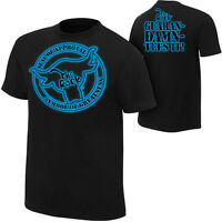 WWE The Rock Seal Of Approval Official T-Shirt New (All Sizes)