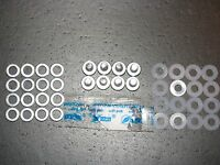 Xbox 360 Repair Kit X Clamp Fix RROD 3 Red Light XClamp XBOX360 Screw Washer Set