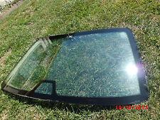 1995-2001 BMW E38 740i 740iL 750iL windshield double glass break resistant  REAR