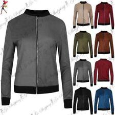 Abrigos y chaquetas de mujer sin marca de poliéster