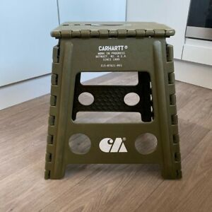 Carhartt Footstool Foldable Rare Accessories