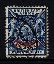 Zanzibar 1896 QV 2½a deep blue - fine used. SG 43. Sc 34.