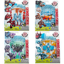 Transformers Robot In Disguise RID Mini-Con Weaponizer W1/16 4Pcs Summer Sale!!!