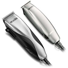 Andis Hair Shaving Clipper Trimmer Cutting Grooming Machine Tool Barber 27 Pcs