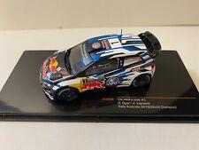 VW Polo R WRC, #1 Ogier, Rally Australien 2016 Rallye Modell Ixo 1:43 1/43