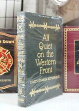 ALL QUIET ON WESTERN FRONT  Easton Press -  - Great Books 20th Cen SEALED w/ BOX