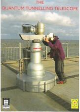 Southwold, Suffolk - Pier - Quantum Tunnelling Telescope - postcard