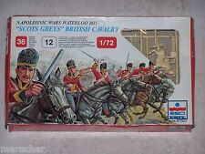 "Figurines ESCI/ERTL 1/72ème NAPOLEONIC WARS ""SCOTS GREYS"" BRITISH CAVALRY n°217"